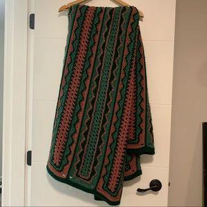 Handmade Afghan Blanket Throw